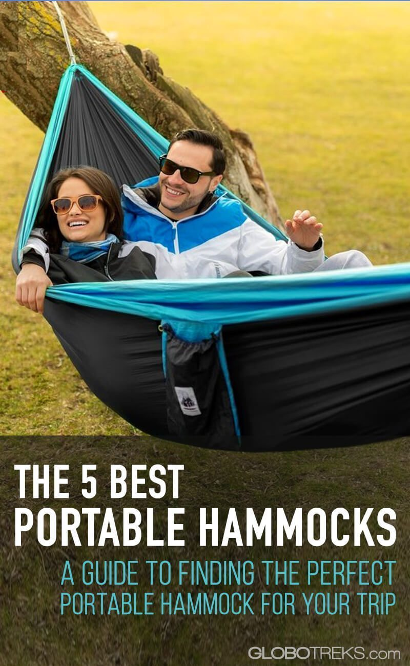The 5 Best Portable Hammocks: A Guide to Finding the Perfect Portable Hammock for Your Trip