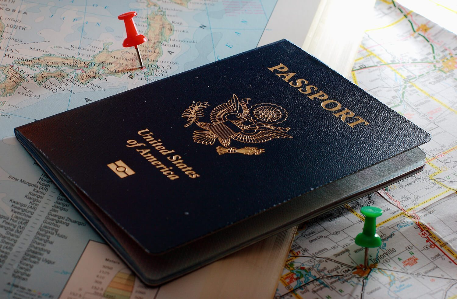 All About Passports - US Passport