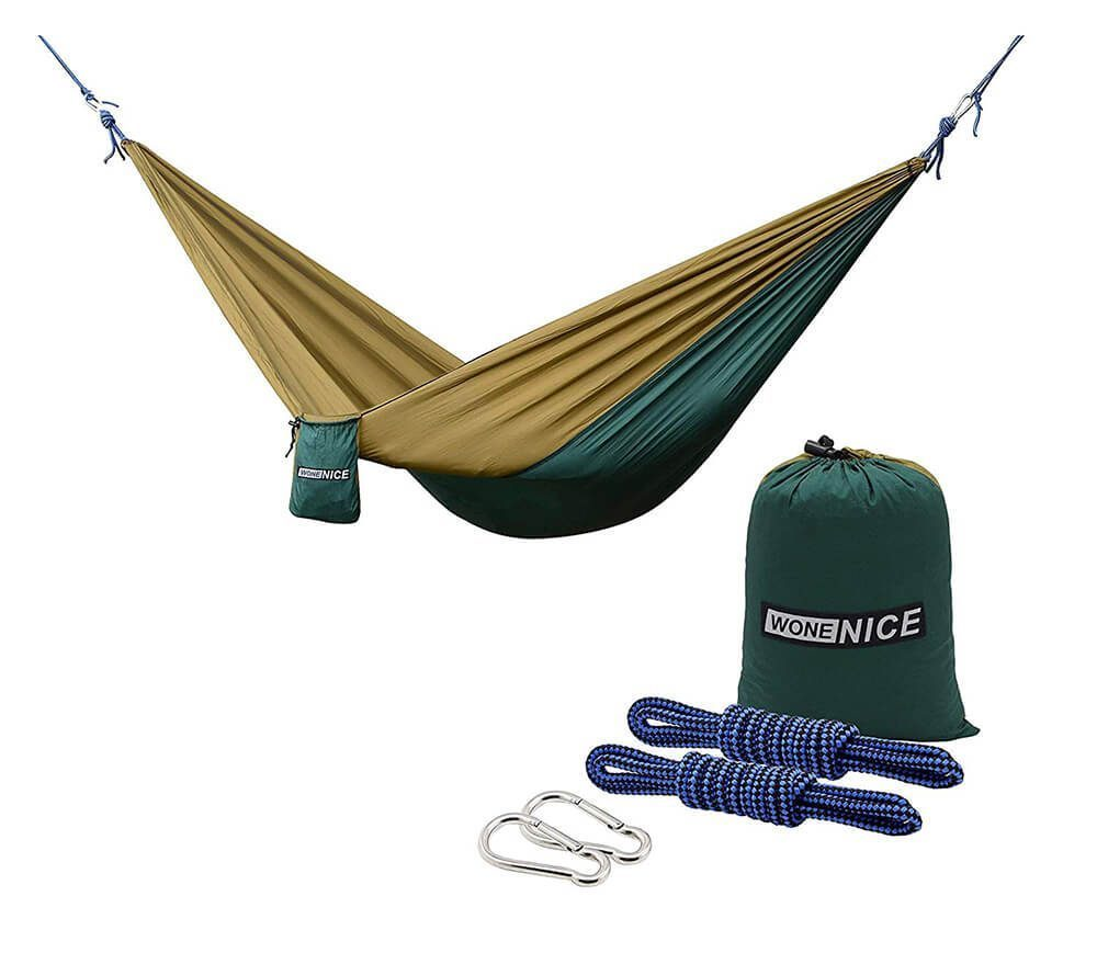 WoneNice Portable Hammock for Camping