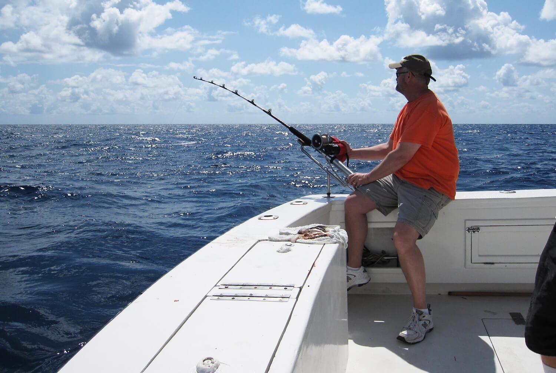 Deep Sea Fishing in Rincon