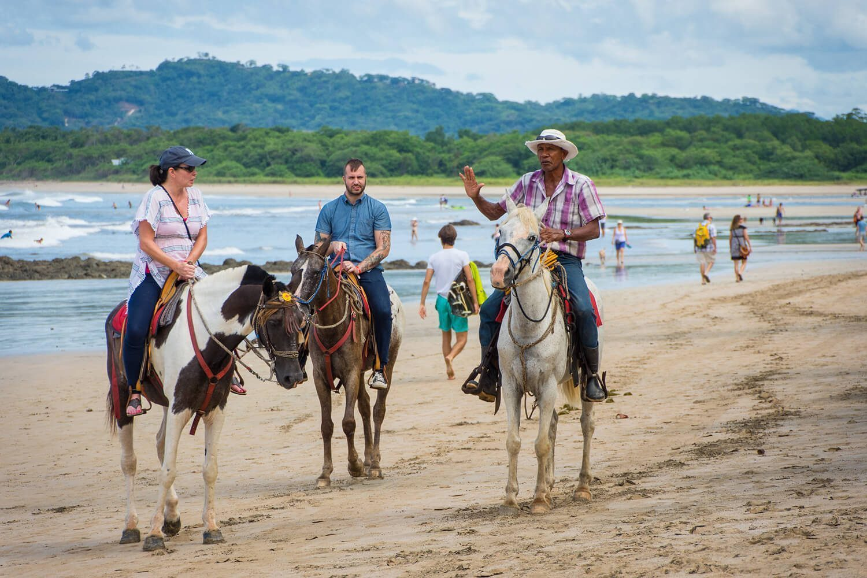 Rincon Horseback Ride, Puerto Rico