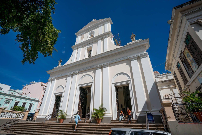 Catedral de San Juan, San Juan, Puerto Rico