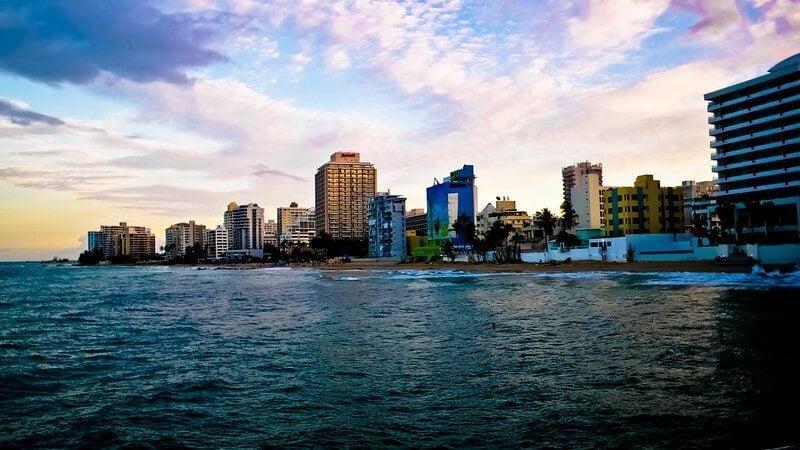 Condado in San Juan, Puerto Rico