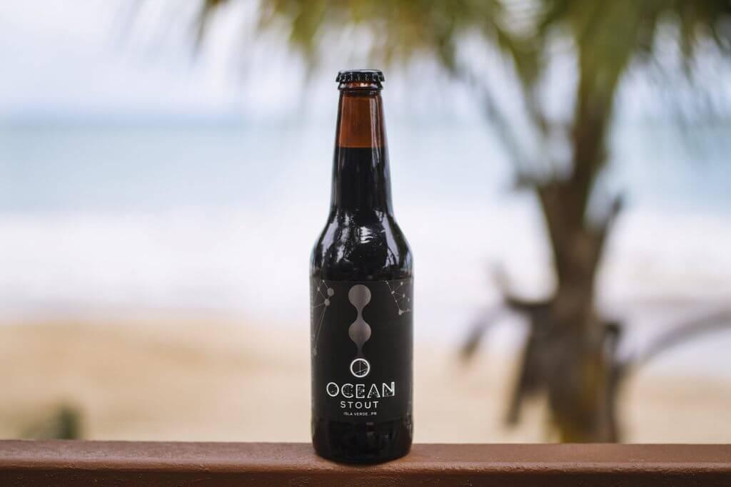 Ocean Lab Beer in San Juan, Puerto Rico