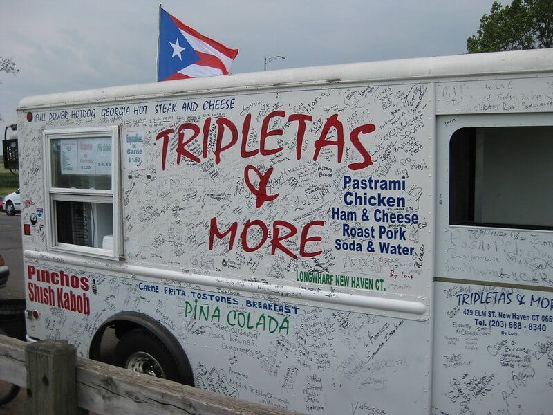 Tripleta in San Juan, Puerto Rico