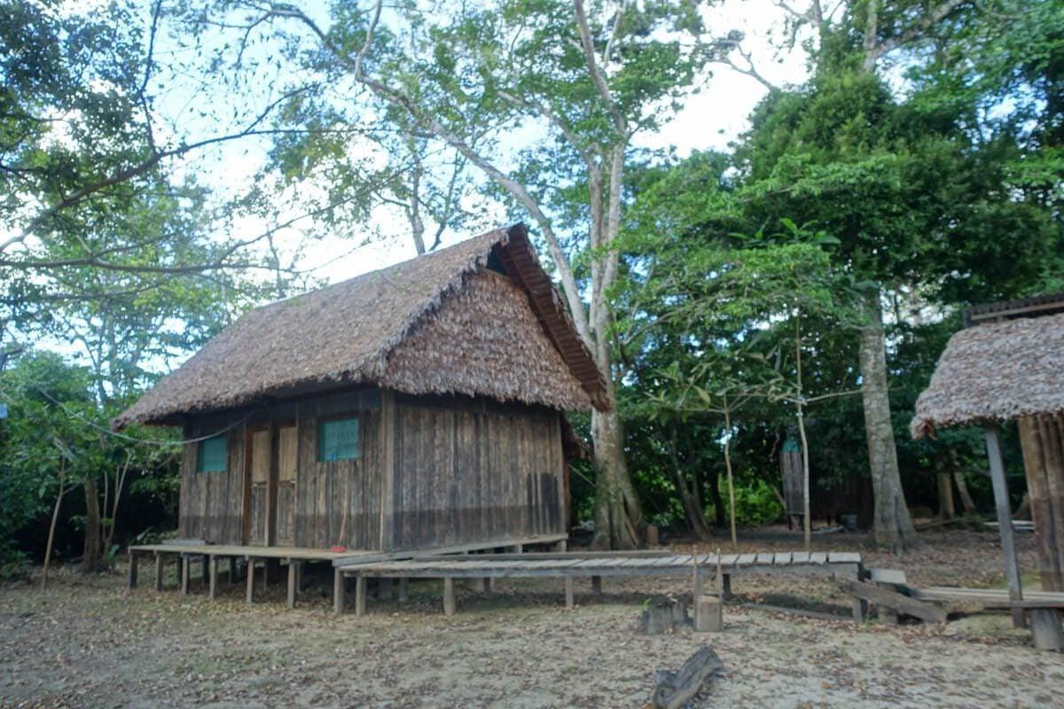 Amazon pampas lodge