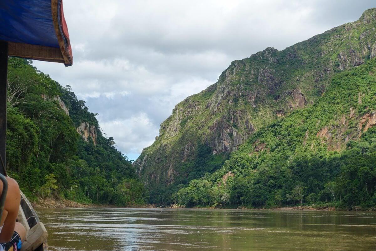 Beni river