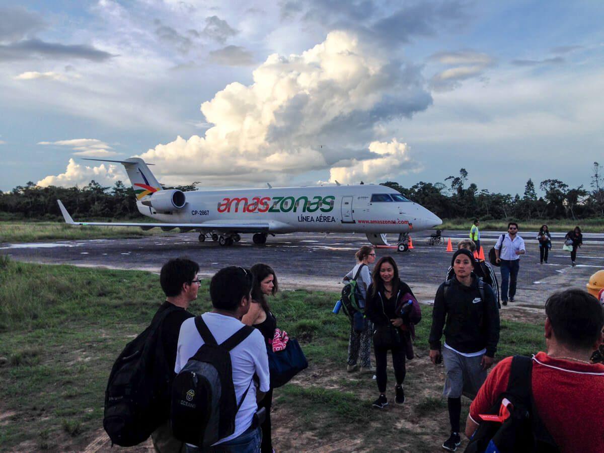Amazoria airline