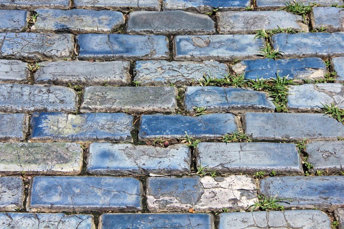 San Juan Blue Cobblestones