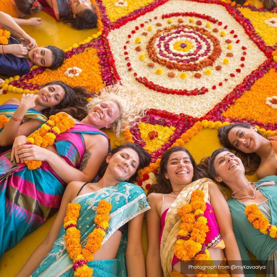 Kavaalya Yoga Teacher Training Course in Goa, India