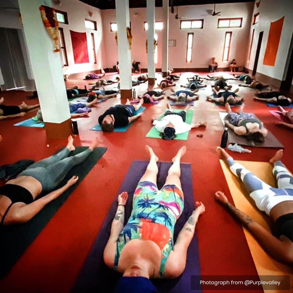 Purple Valley Yoga Teacher Training
