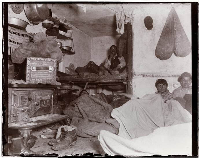 Jacob Riis Photography in New York City