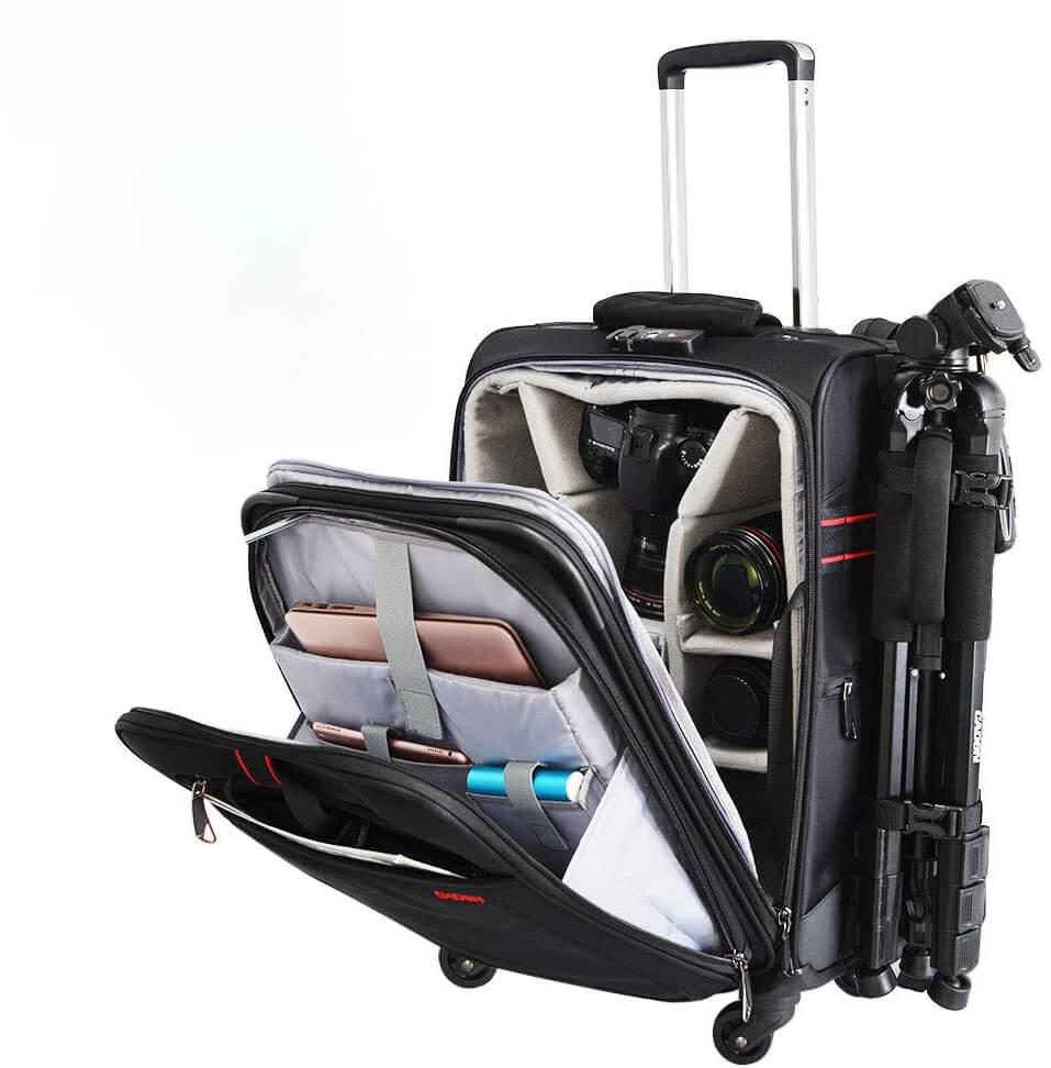 Best Camera Backpacks for Travel - CADeN Camera Backpack
