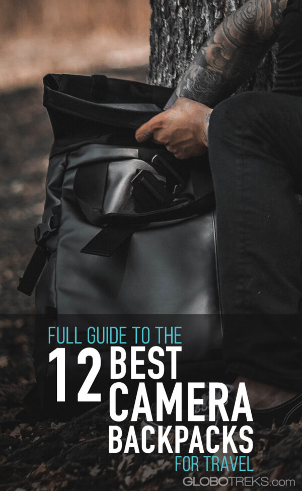 Full Guide to the 12 Best Camera Bags for Travel: