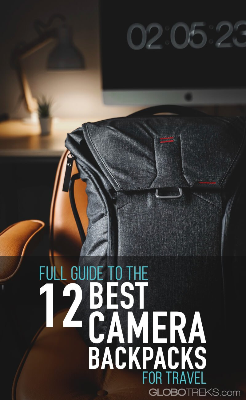 Full Guide to the 12 Best Camera Backpacks for Travel