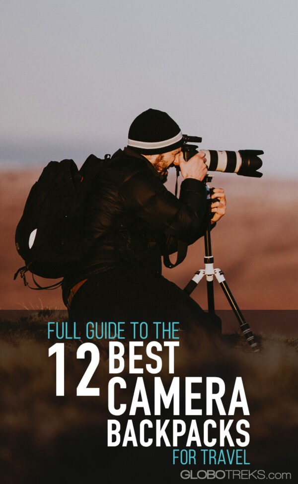 The Full Guide to the 12 Best Camera Bags for Travel: