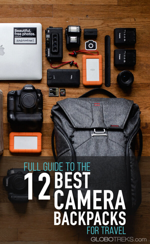 The Full Guide to the 12 Best Camera Backpacks for Travel