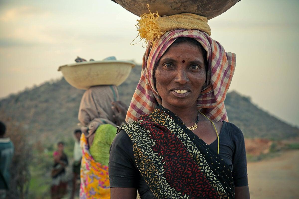 Local Hindi Woman