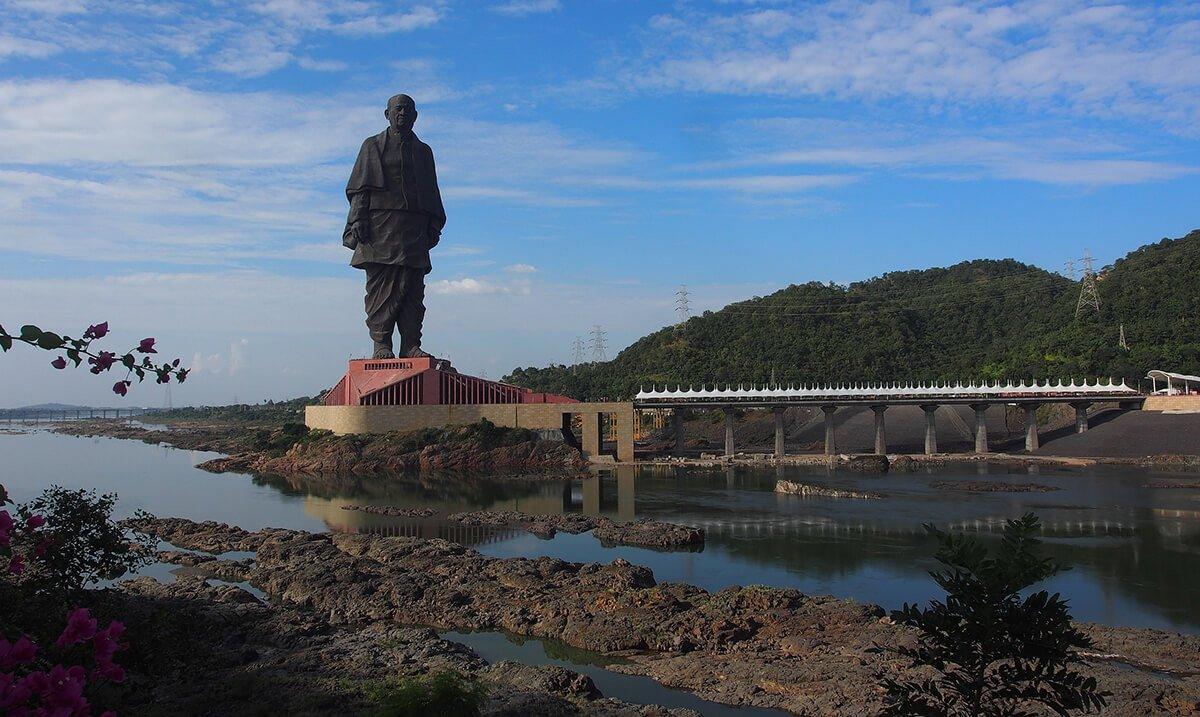 Statue of Unity in India
