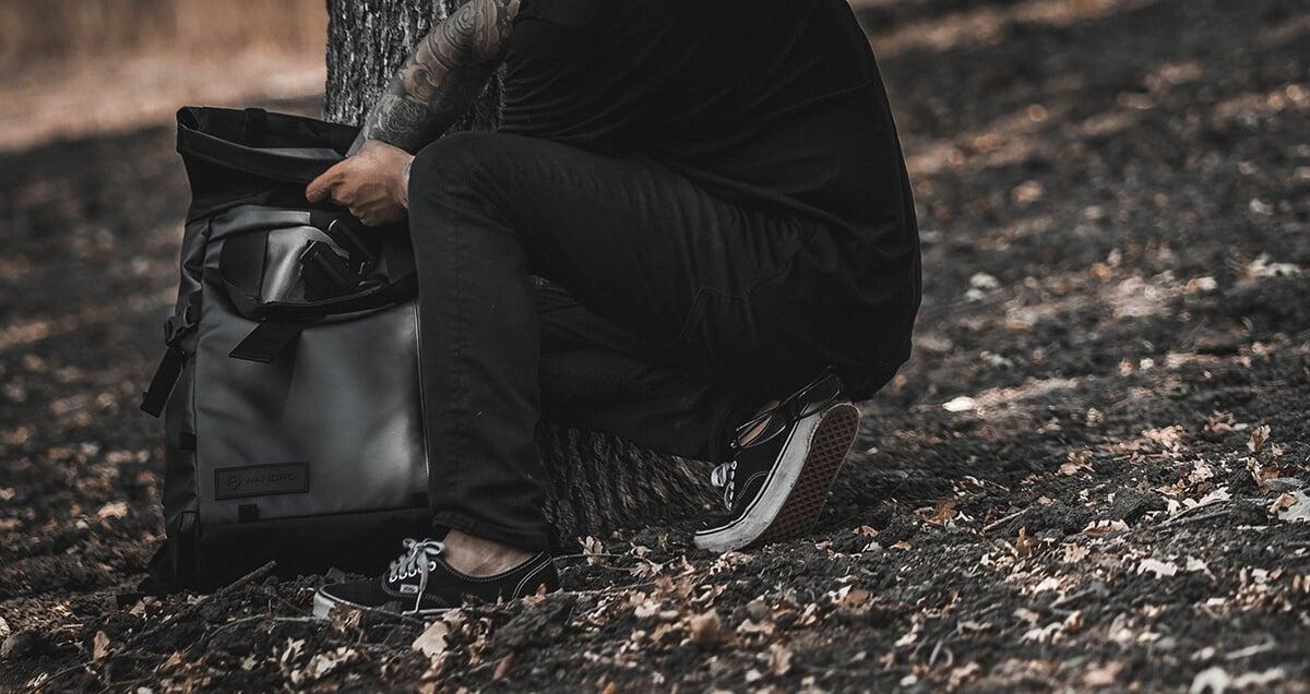 Best Camera Backpacks for Travel - PRVKE Backpack
