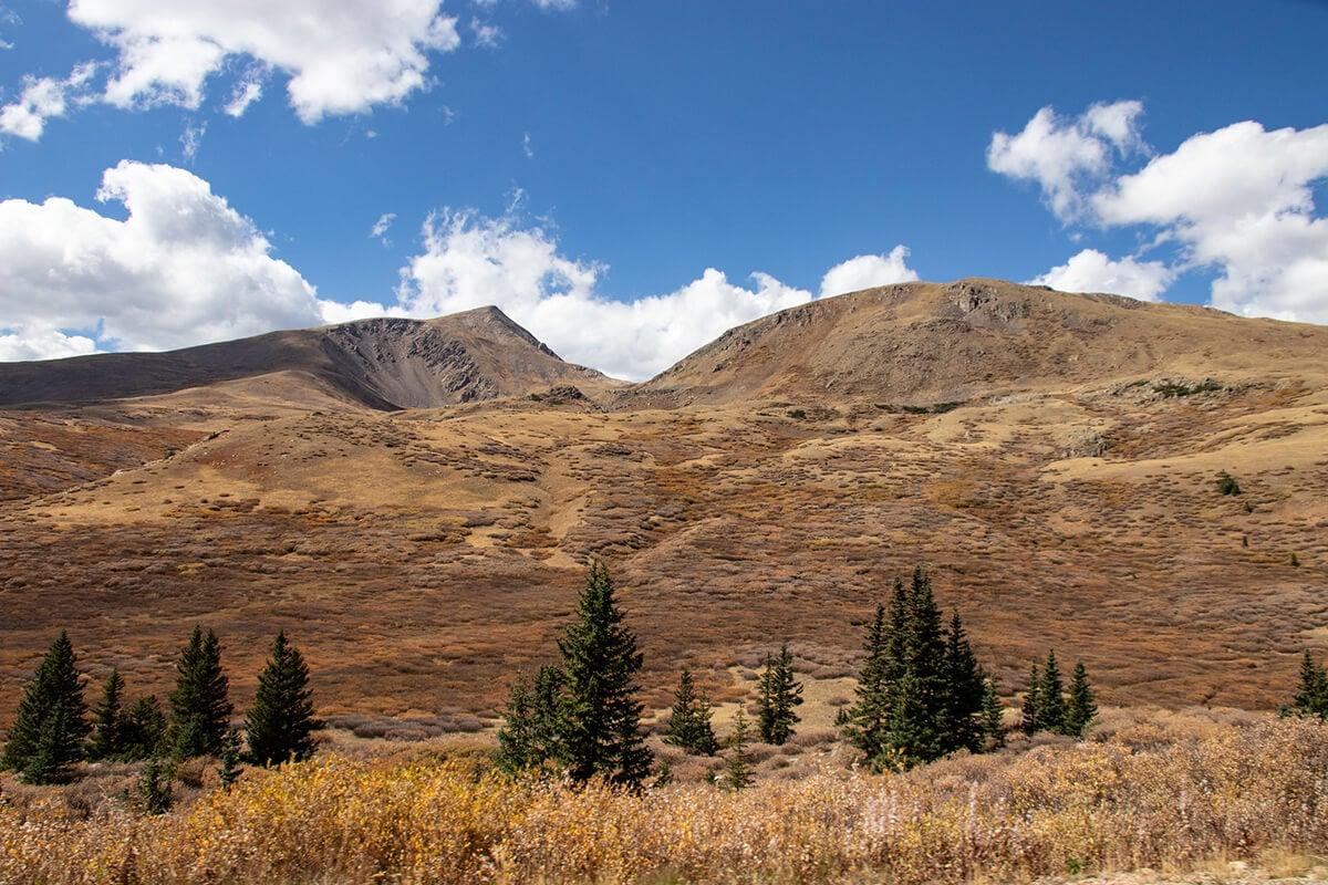 Square Top Mountain Colorado