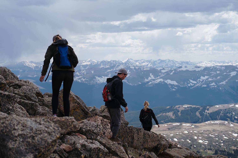 Mount Bierstadt, Colorado