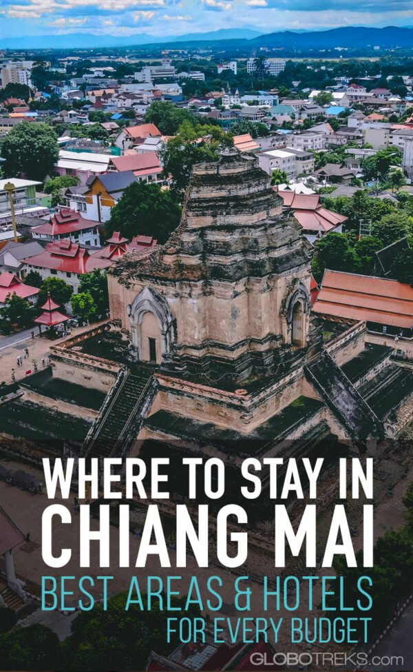 Where to Stay in Chiang Mai: Best Areas & Hotels For Every Budget