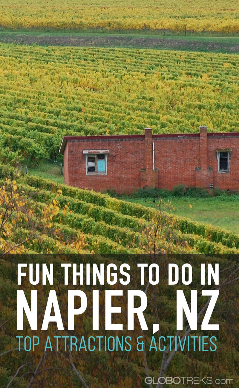 Fun Things To Do In Napier NZ - Top Attractions and Activities