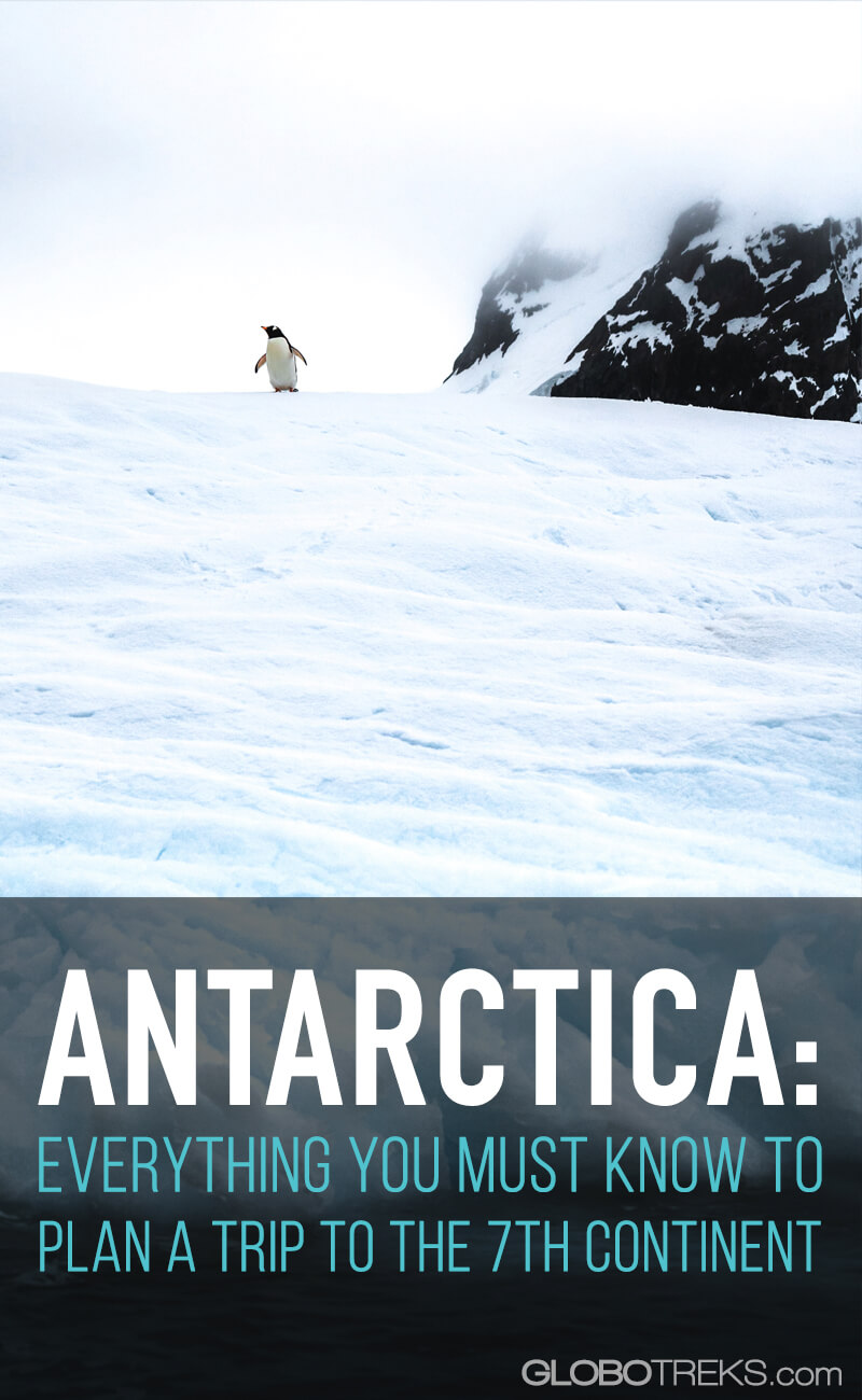 Antarctica: Everything You Must Know To Plan a Trip to the 7th Continent