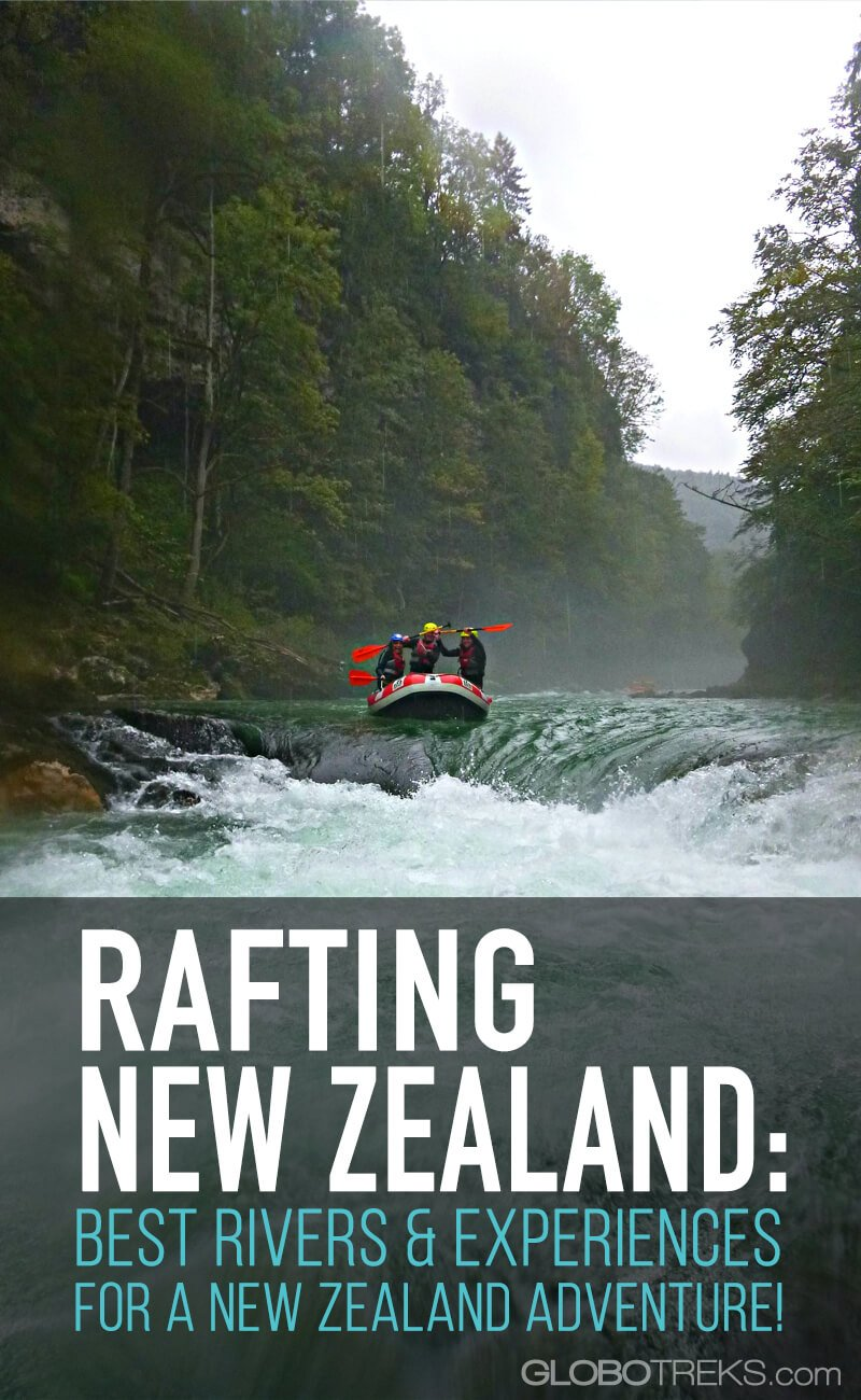 Rafting New Zealand Best Rivers & Experiences for a New Zealand Adventure
