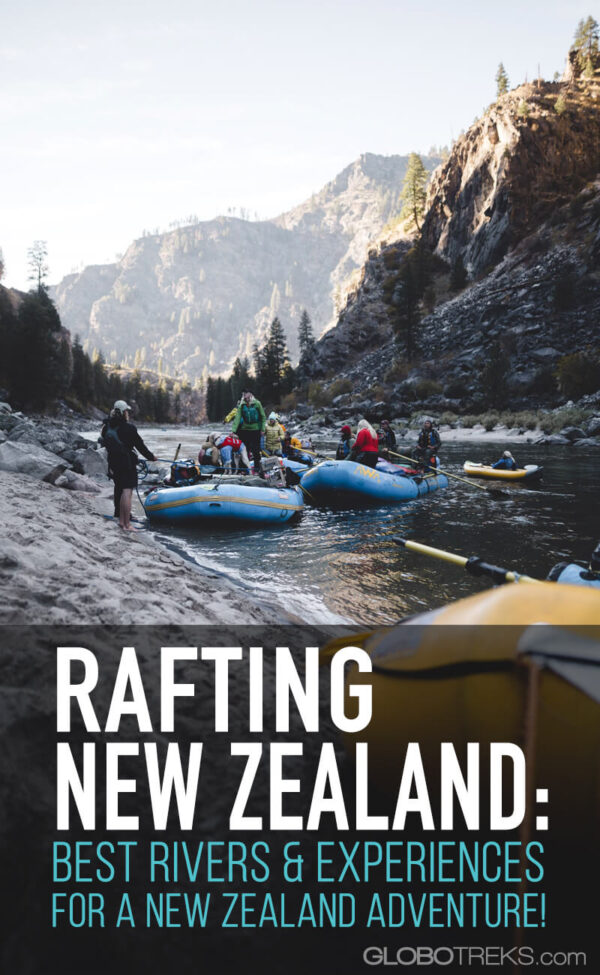 Rafting New Zealand Best Rivers & Experiences for an NZ Adventure