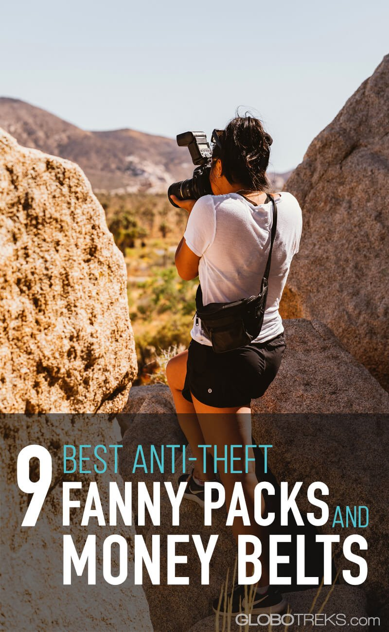 9 Best Anti-Theft Fanny Packs and Money Belts