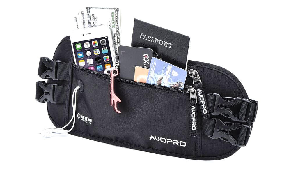 AUOPRO Money Belt Review