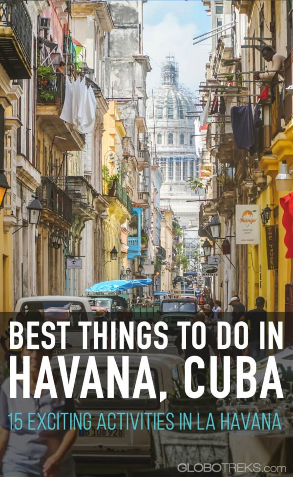Best Things to do in La Havana Cuba