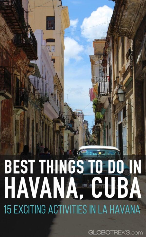 Best Things to do in La Havana, Cuba