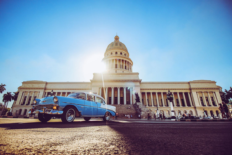 El Capitolio in Havana
