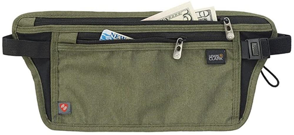 Lewis and Clark Money Belt Review