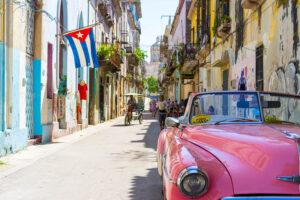 Street in Havana