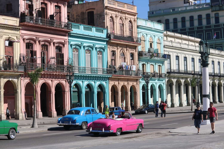 Cuba, Havana Street