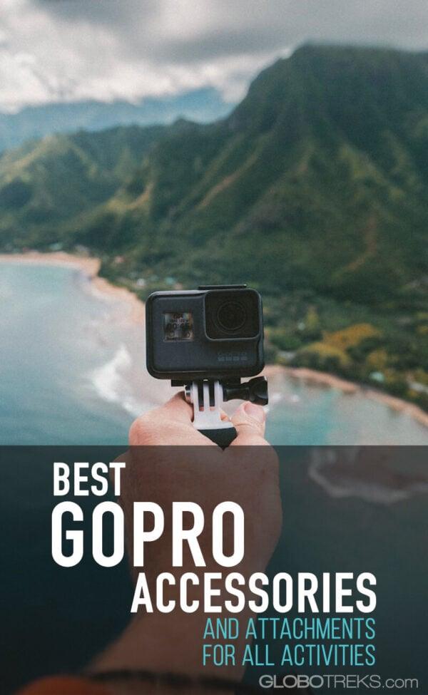 Best GoPro Accessories & Attachments