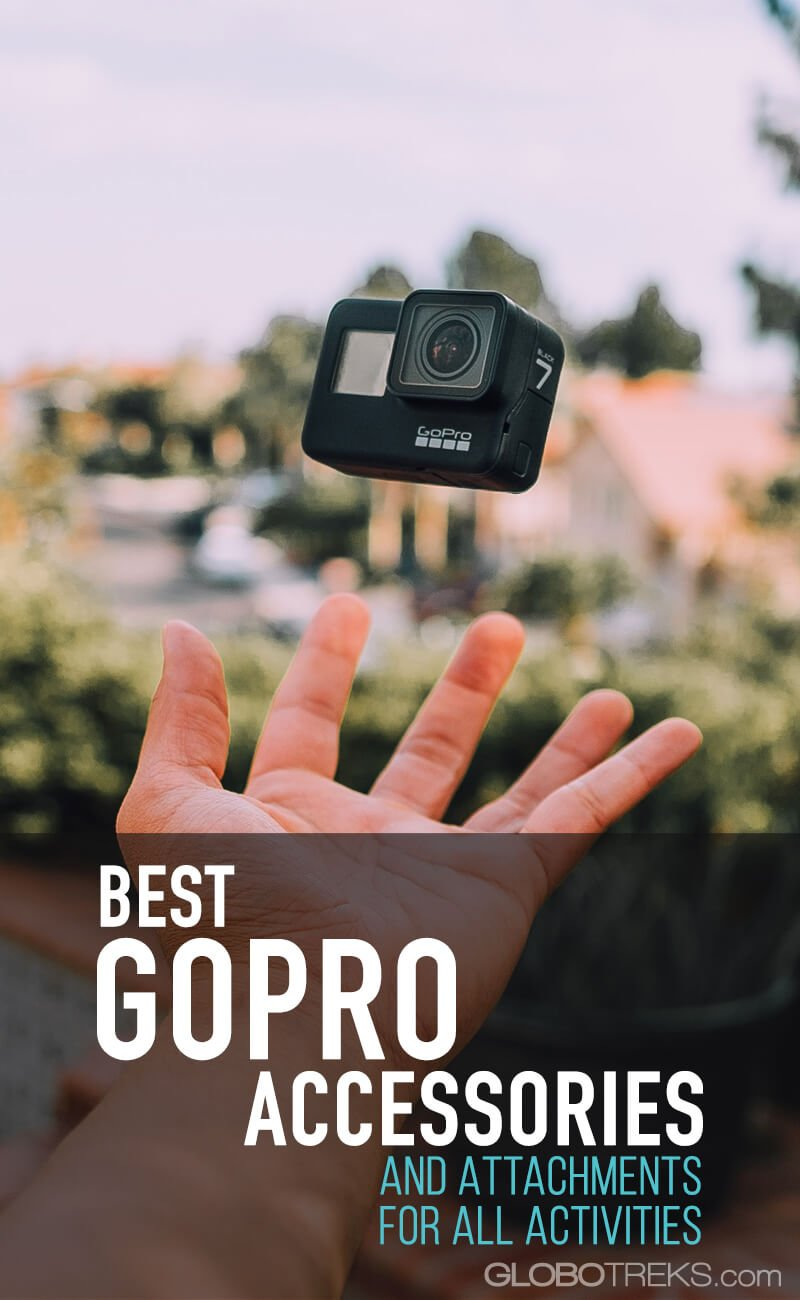 Best GoPro Accessories & Attachments for All Activities