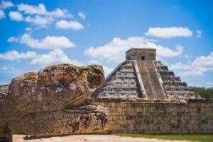 Yucatan Mayan Architecture