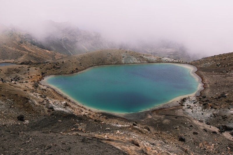Hot Spring in New Zealand