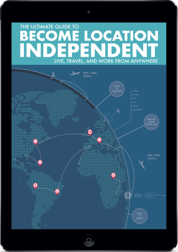 The Ultimate Guide To Become Location Independent 1