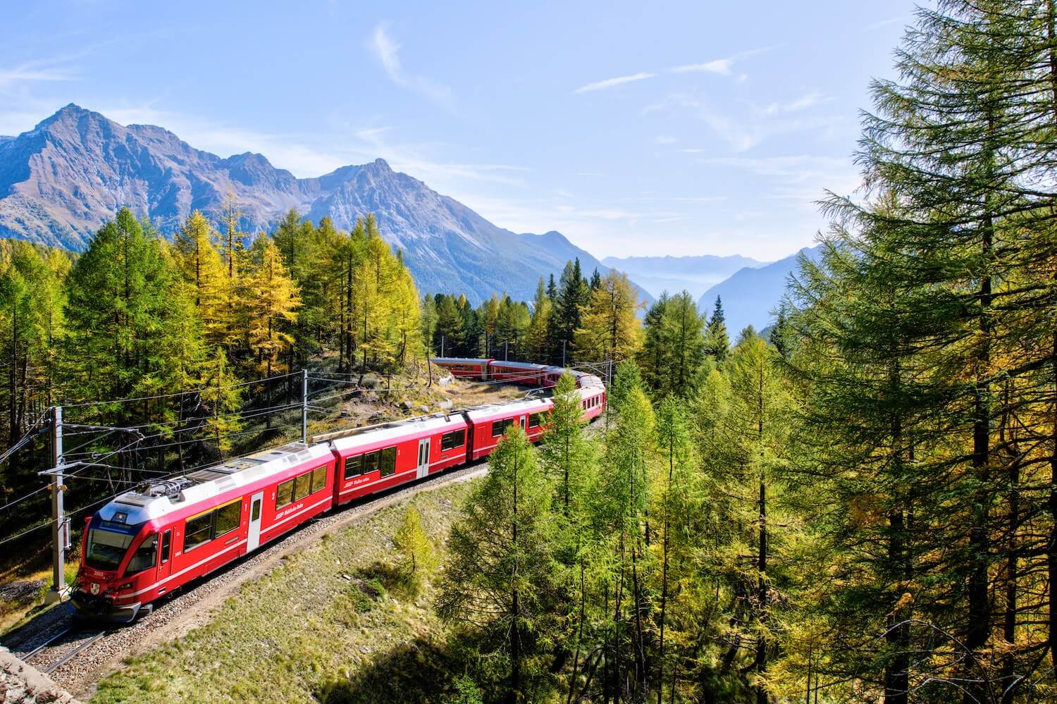 Trains in Europe