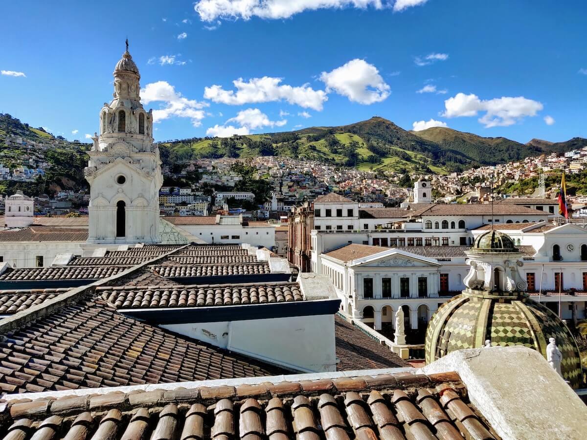 Town in Ecuador