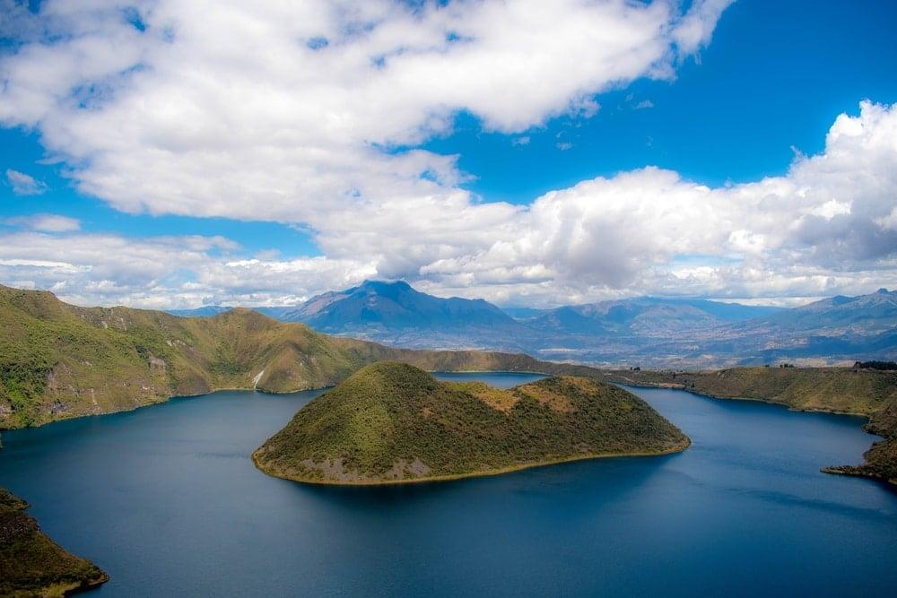 Overview of Ecuador