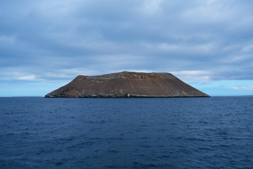 Galapagos Islands in Ecuador
